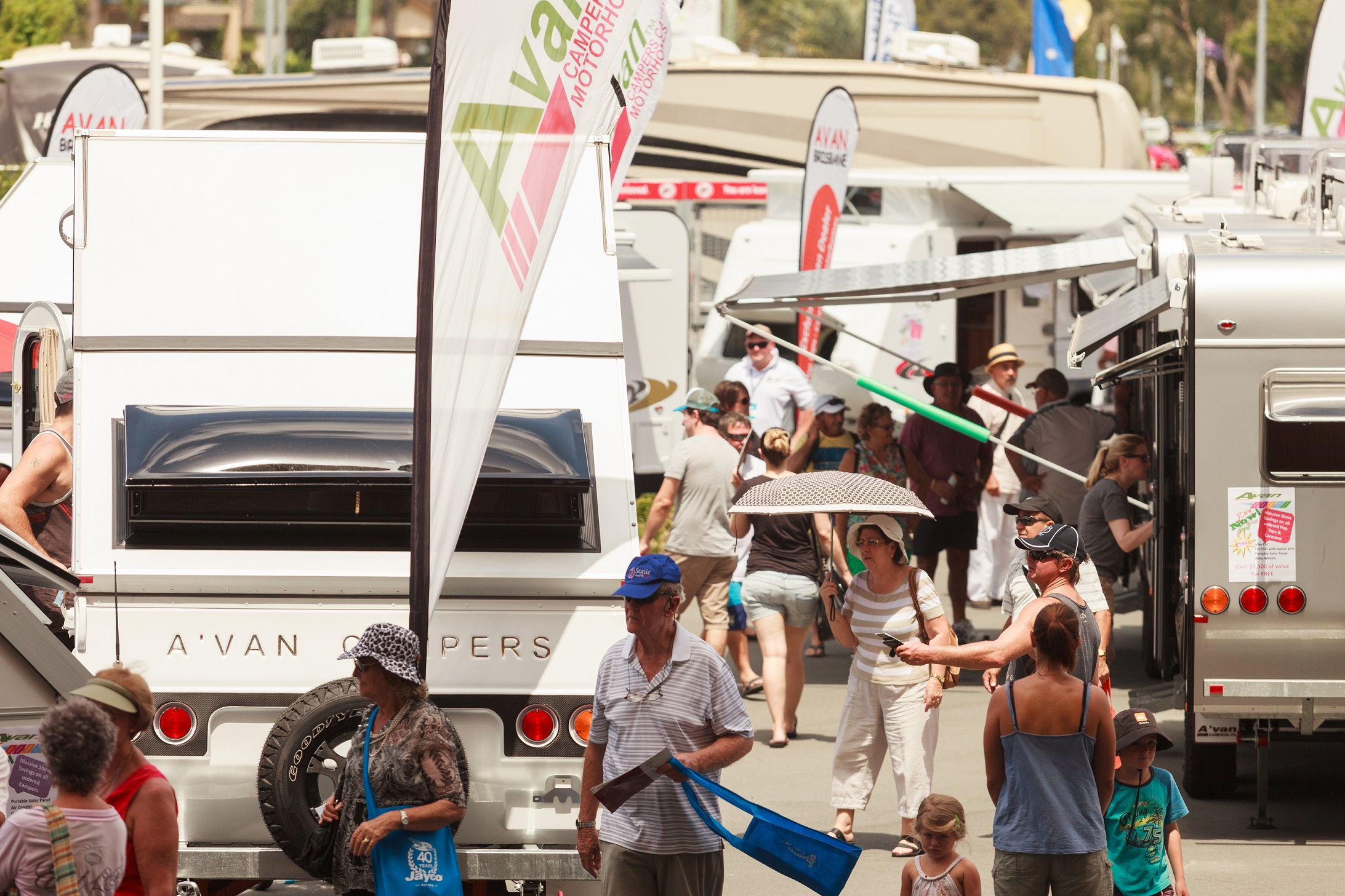 Queensland S Largest Caravan And Camping Show Rolls Into