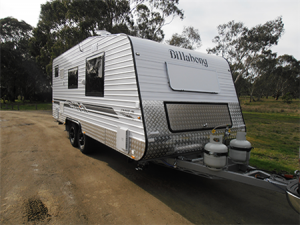 cb39548231 Melbourne Leisurefest - Billabong Caravans - Caravan Industry News