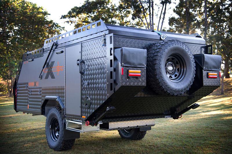 how to set up ezytrail camper trailer