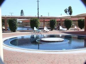 Artesian spa towns in nsw and qld caravan industry news - Heated public swimming pools sydney ...