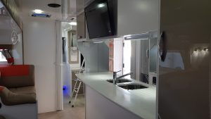 Sunland Caravans Builds 250k 5 Star Hotel On Wheels