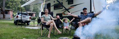 Queensland Caravan Camping Show success